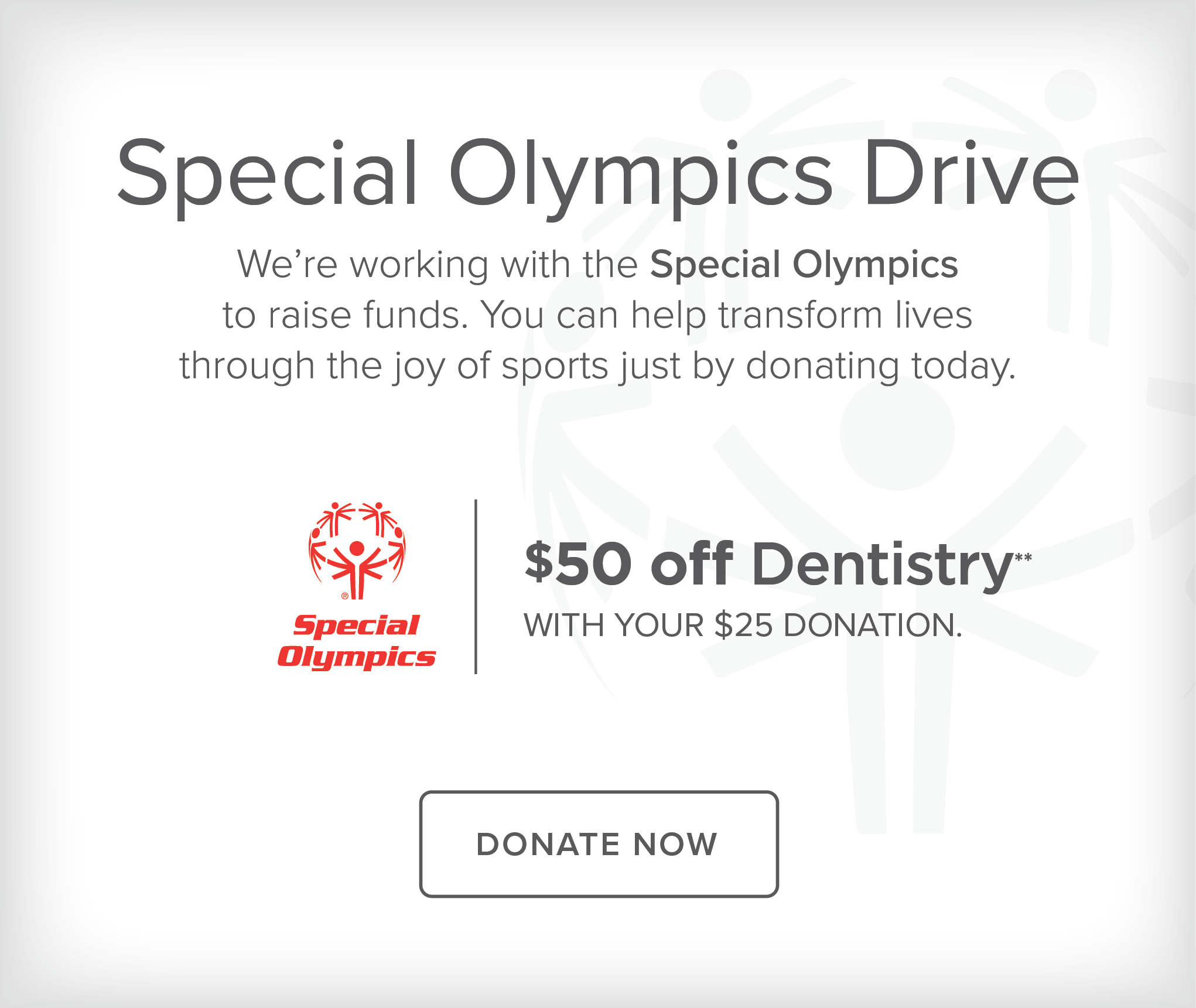 Special Olympics Drive - Orchard Dental Group and Orthodontics